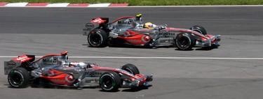 """Lewis Hamilton vio """"cosas extrañas"""" para evitar su éxito en el mundial de Fórmula 1 cuando fue compañero de Fernando Alonso"""