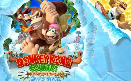 Análisis de Donkey Kong Country: Tropical Freeze. Aceptamos remasterización como candidato a GOTY