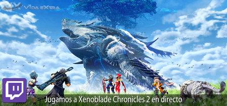 Streaming de Xenoblade Chronicles 2 a las 19:30h (las 12:30h en Ciudad de México)