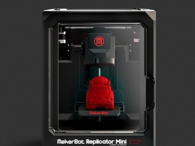 MakerBot Replicator Mini, la impresión 3D casi asequible para todos