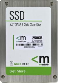Nuevos SSD de Mushkin de 250 GB