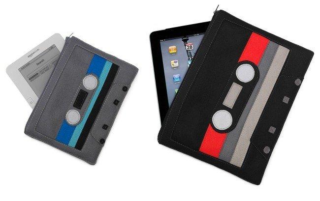 Funda casette para iPad