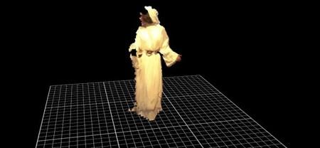 Ayúdame Obi-Wan Kenobi, versión Kinect + Samsung SUR40