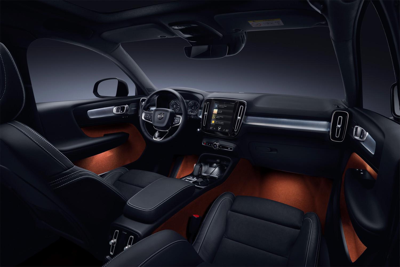 Foto de Volvo XC40, toma de contacto (11/114)