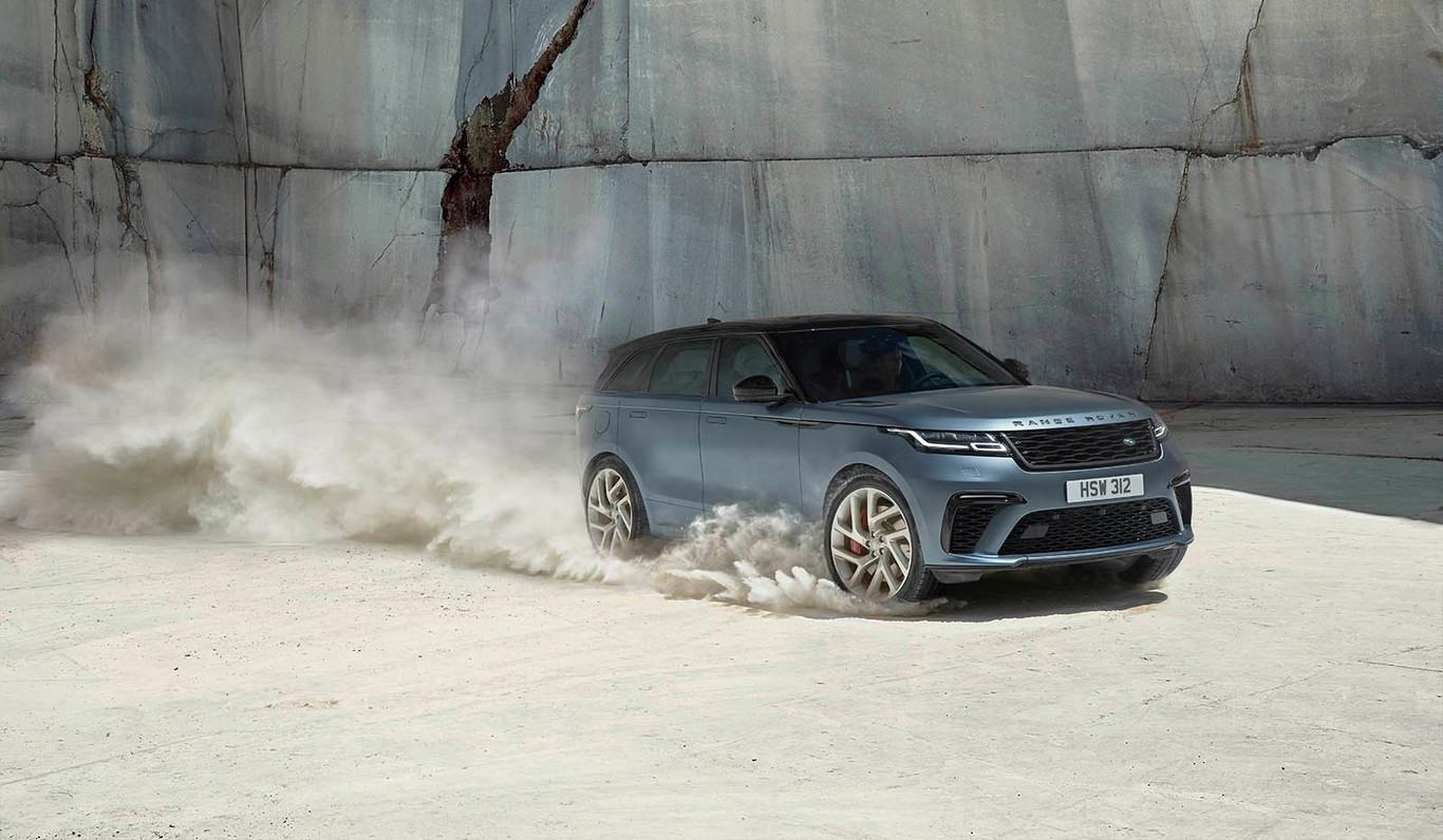 El Range Rover Velar estrena versión SVAutobiography con motor 5.0 litros V8 y 550 CV