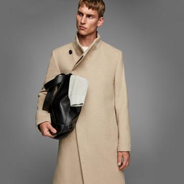Black Friday en Zara: llévate los mejores abrigos para el invierno por menos de 100 euros
