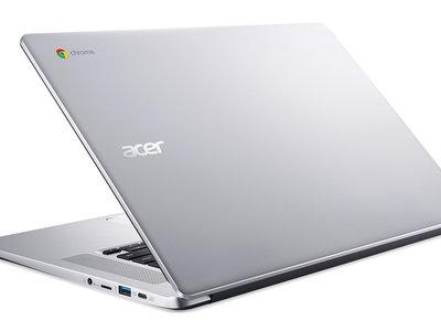 Acer Chromebook 15: gran autonomía y hasta 8 GB de RAM para el nuevo dispositivo de Acer