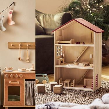Esta temporada, los juguetes de madera más adorables para los pequeños (y no tan pequeños) están en Zara Home