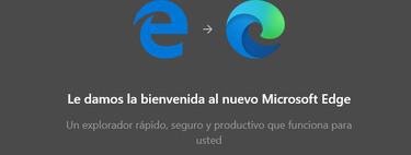 ¿Quieres actualizar al nuevo Edge sin esperas en Windows o macOS? Es muy fácil con sólo seguir estos pasos
