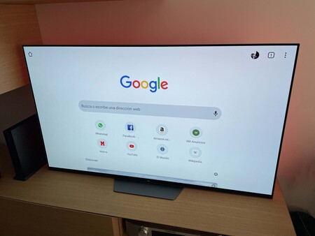 Cómo instalar Chrome en un televisor con Android TV para poder navegador por la red desde el sofá