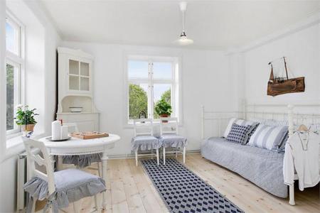 Una casa sueca con un espectacular porche con vistas al lago - La casa sueca ...