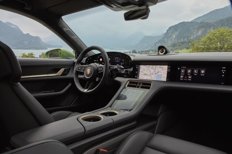 Foto de Porsche Taycan prueba contacto (158/275)