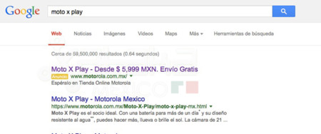 Precio Moto X Play Mexico