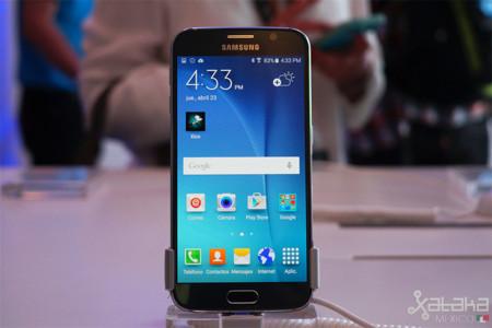 Continúa la actualización de Samsung, ahora el Galaxy S6 recibe Marshmallow