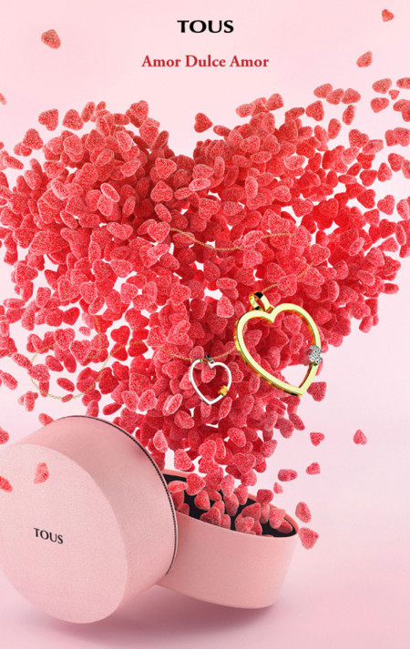 El San Valentín más dulce de Tous