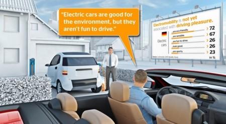 Los coches eléctricos tienen fama de aburridos, o eso dice un estudio de Continental