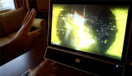 Intel prepara la integración de sistemas tipo Kinect en portátiles en 2014
