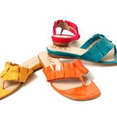 Foto 5 de 15 de la galería coleccion-sandalias-primavera-verano-2011-de-jaime-mascaro-viva-el-color en Trendencias