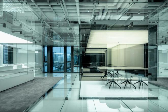 Foto de Las oficinas de cristal de SOHO (4/14)