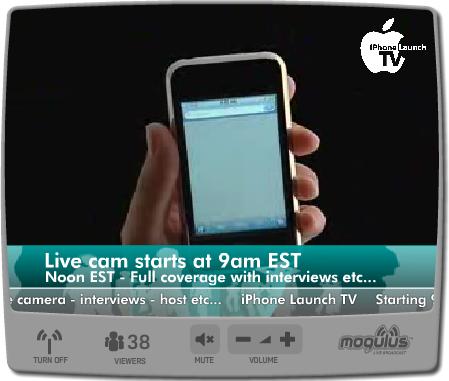 iPhone: sigue en directo su lanzamiento