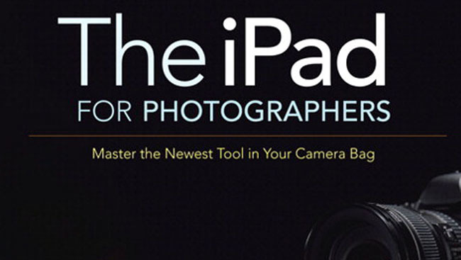 Portada de libro The iPad for Photographers