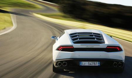 Lamborghini Huracán, también de tracción trasera