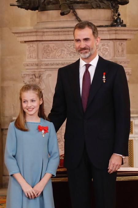 Leonor Y El Rey