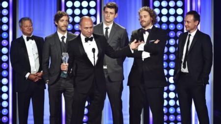 Estos son los ganadores de los 'Critics' Choice Awards', pero no serán los de los Emmy