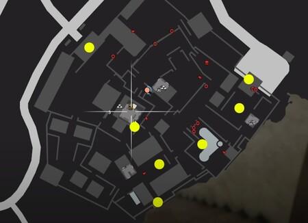 Gta Online Escopeta Combate Mapa
