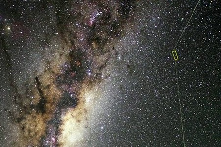 Esta estrella recién encontrada es casi tan antigua como el Big Bang