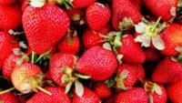Fresas: fuente de vitamina C como la naranja