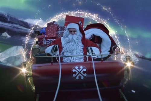 Siete aplicaciones Android para crear postales y felicitar la Navidad