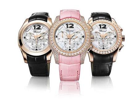 Chopard presenta su colección de relojes Elton John