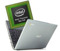 Intel y Google hacen equipo para darle potencia o autonomía a los fabricantes de Chromebooks