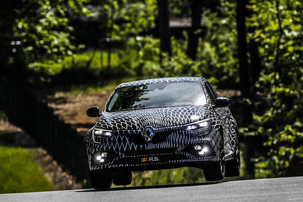 Renault Mégane R.S