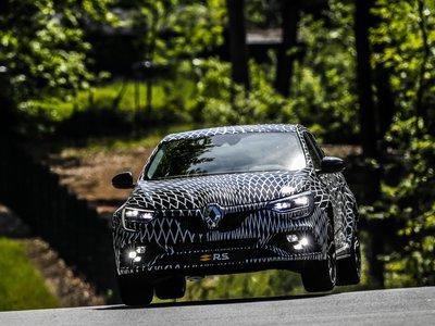 ¡Confirmado! El mejor secreto del nuevo Renault Mégane R.S será el sistema 4Control