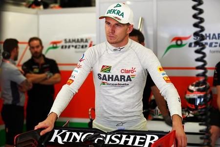 ¿Dónde estará Nico Hülkenberg en 2015?
