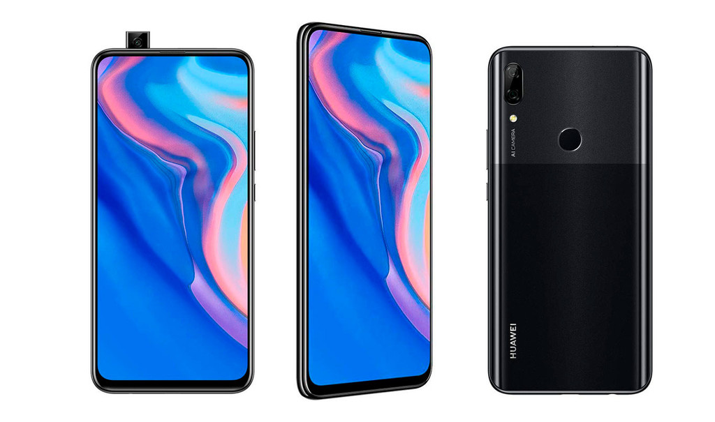 Huawei P Smart Z: cámara frontal retráctil y una pantalla más protagonista por menos de 300 euros