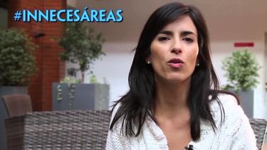 #INNEcesáreas: campaña para frenar las cesáreas innecesarias en Chile