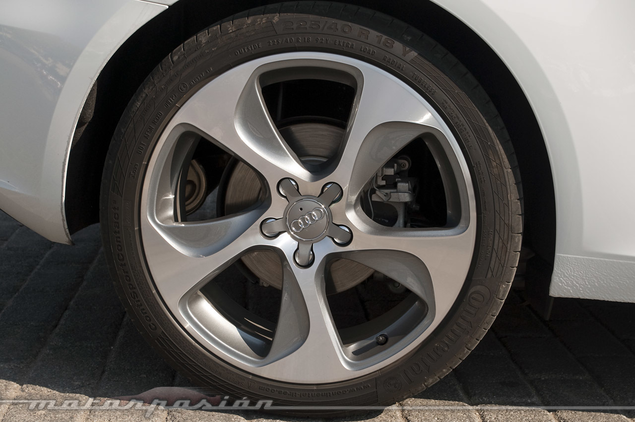 Foto de Audi A3 presentación (27/39)