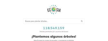 Así es Ecosia, el buscador privado y sostenible incluido ahora por defecto en el navegador Brave