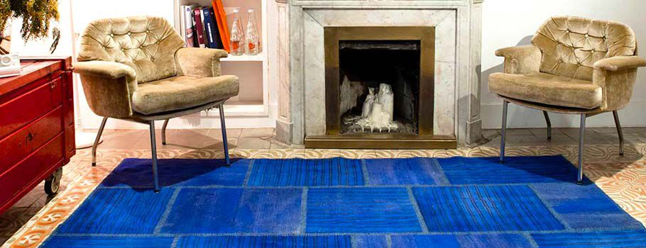 Nueve alfombras originales para llenar de color tu casa - Alfombras originales ...
