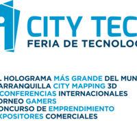 Ya se acerca City Tech la primera edición de la feria de tecnología de consumo