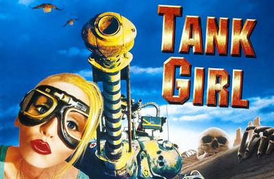 Cómic en cine: 'Tank Girl', de Rachel Talalay