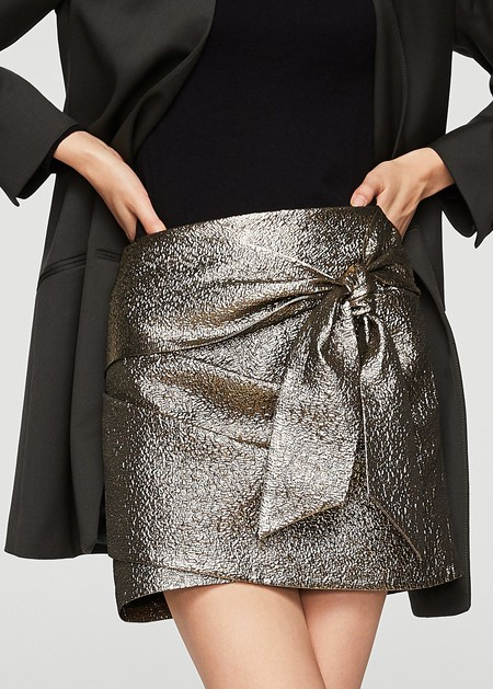 Mango Minifalda