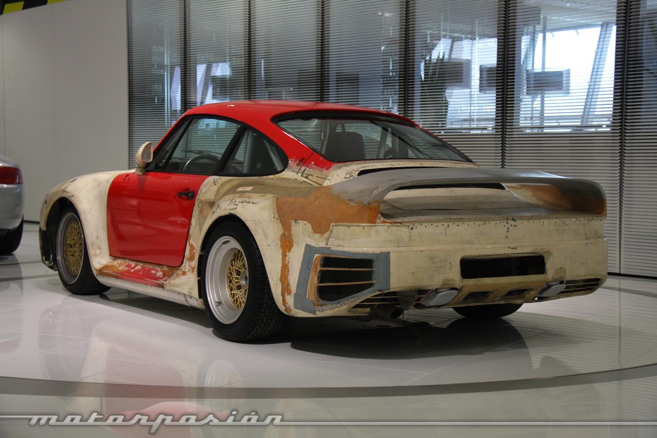 Foto de Museo Porsche - Project: Top Secret! (20/54)
