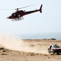 Paraguay dará salida al Dakar 2017