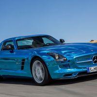 Mercedes-AMG confirma que producirán un auto completamente eléctrico