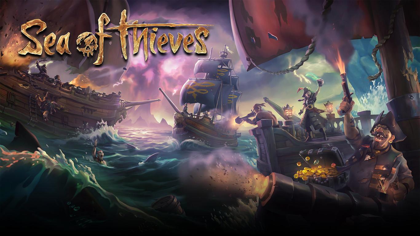 'Sea of Thieves' es el juego más importante de Xbox One en 2018, pero aún tiene mucho que demostrar
