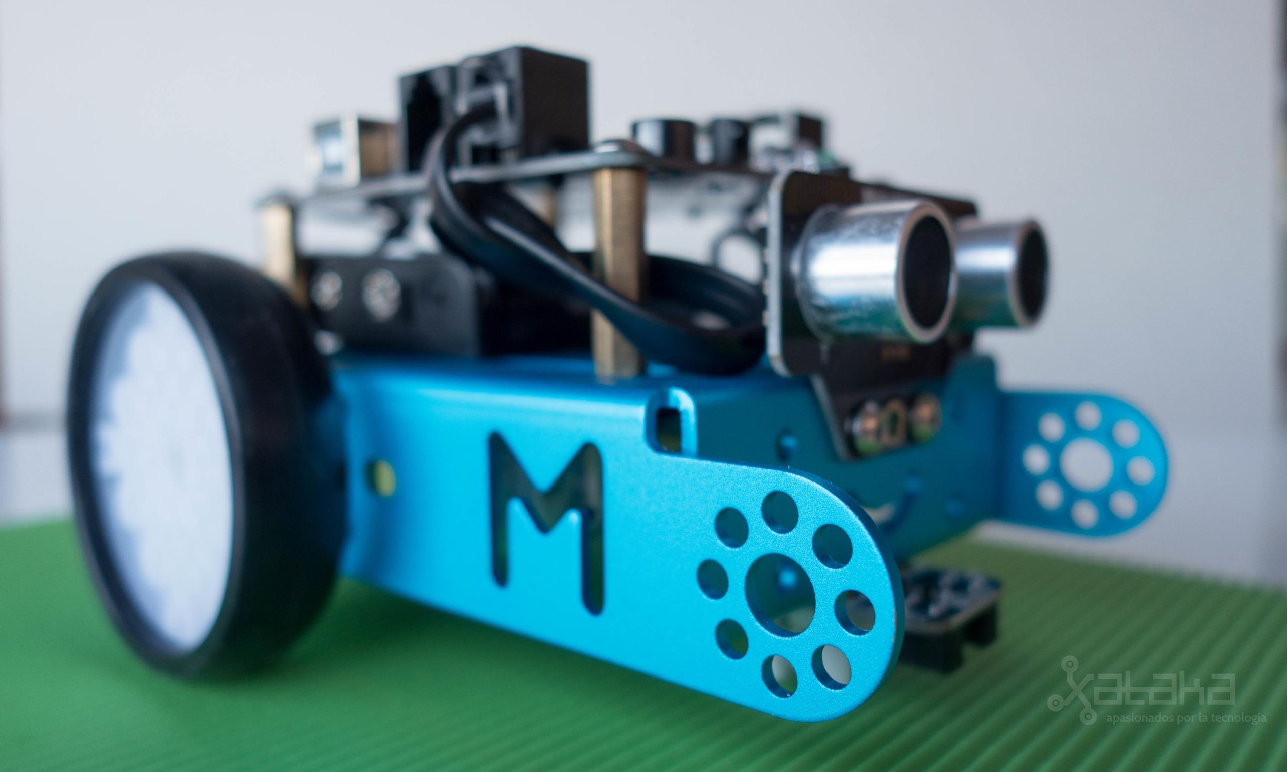 Foto de SPC-Makeblock mBot, análisis (8/38)